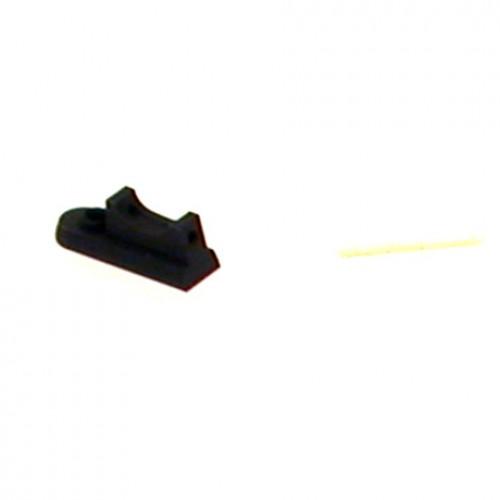 Tanfoglio: XTREME Fiber Optic Front Sight 3 x 5.5 Green Fiber (X018)-0