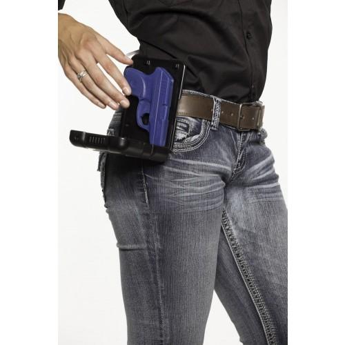 ABDO Concealed Carry Portable Firearm Safe-0