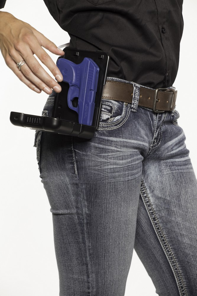 ABDO Concealed Carry Portable Firearm Safe-0