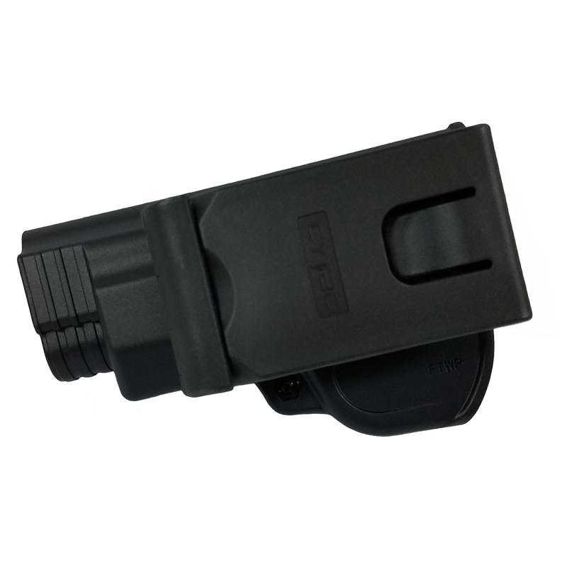 Full-Size Small Frame Holster Back