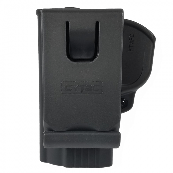 Witness Compact Small Frame Holster Back
