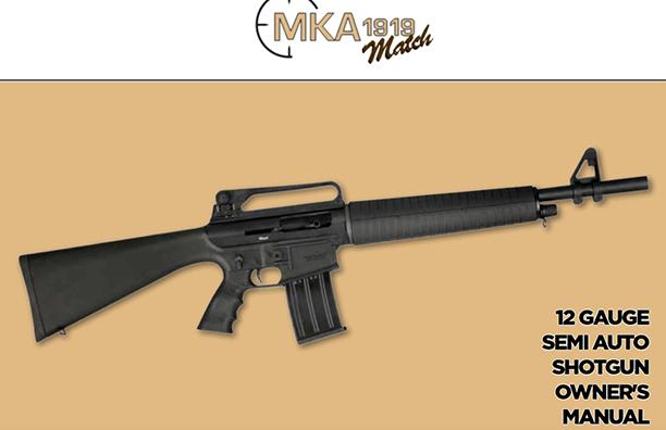 mka1919 manual