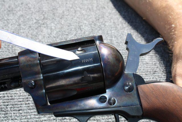 Locating GUN ID MARKS/SERIAL NUMBERS - European American Armory Corp