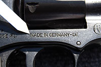 Windicator Revolver- Manufacturer Marking