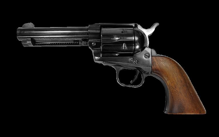 Weihrauch Bounty Hunter Revolver Black