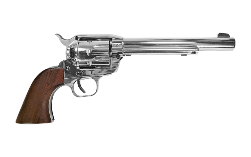 Weihrauch Bounty Hunter Revolver Nickel