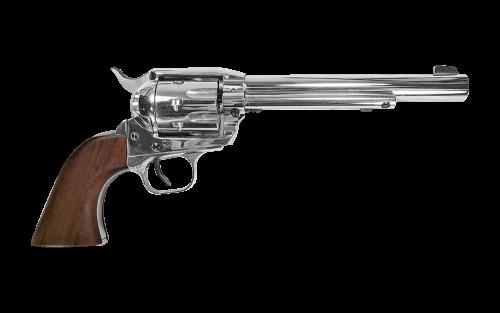 Weihrauch Bounty Hunter Revolver Nickel