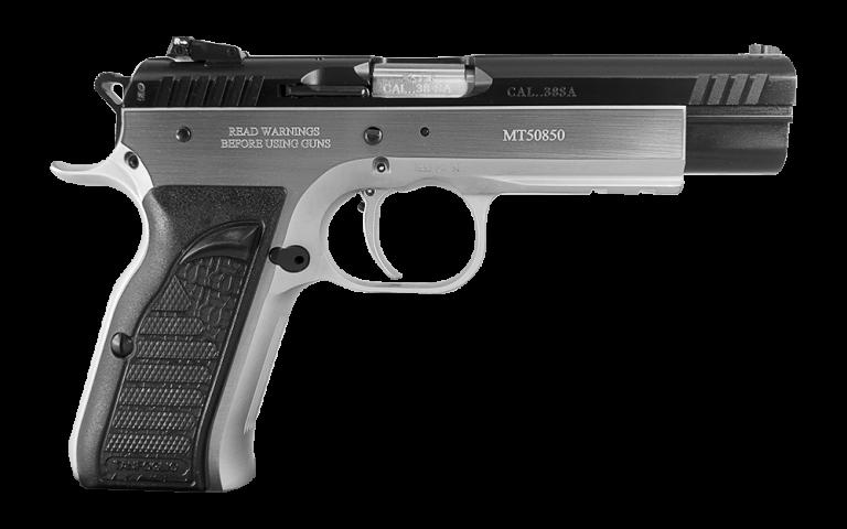Tanfoglio Match Hand Gun