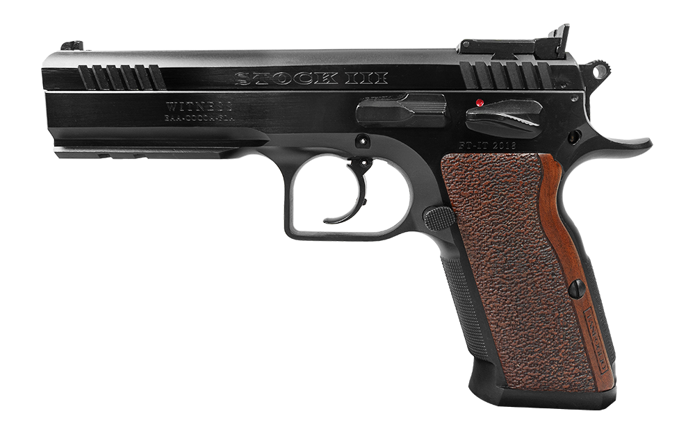 Tanfoglio Stock III Hand Gun