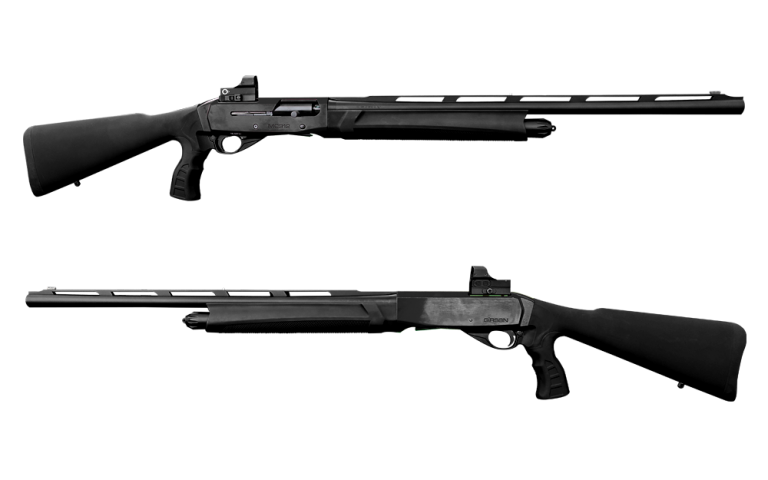 MC 312 Sport Shotgun in Black