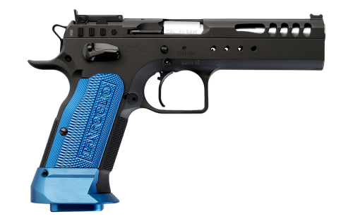 Tanfoglio Limited Custom Xtreme Blue