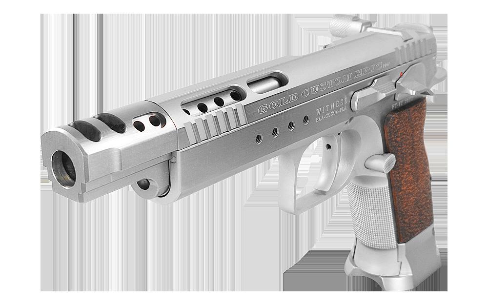 Tanfoglio Gold Team Handgun