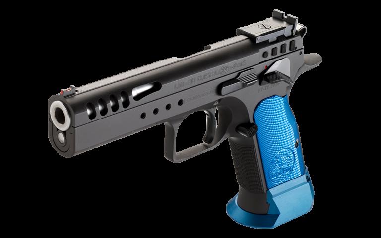 Tanfoglio Limited Custom Xtreme Blue