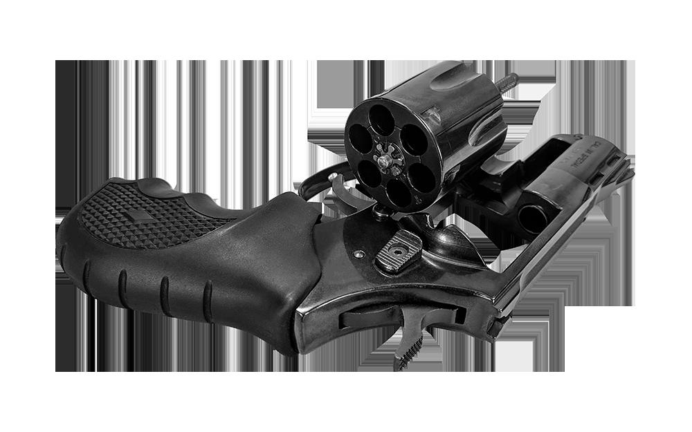 Weihrauch Windicator Revolver Black