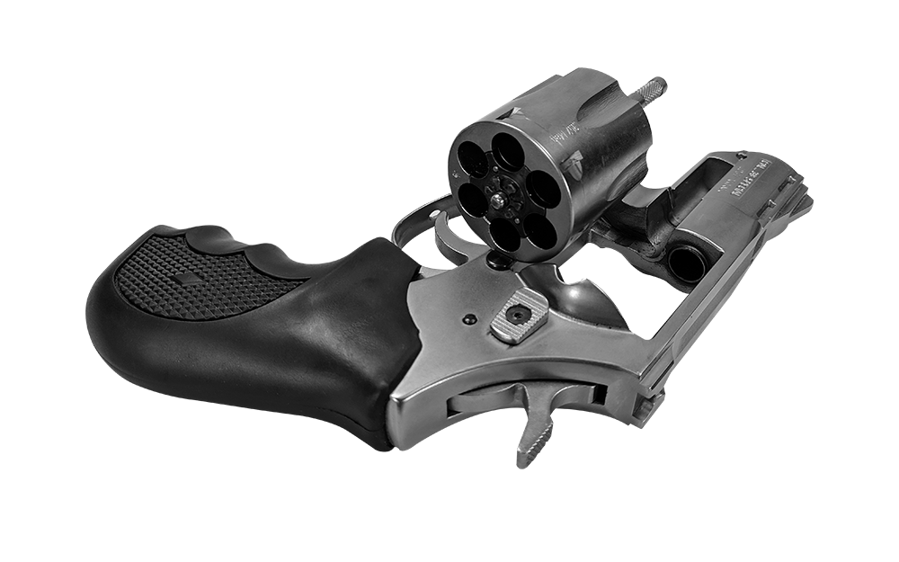 Weihrauch Windicator Revolver