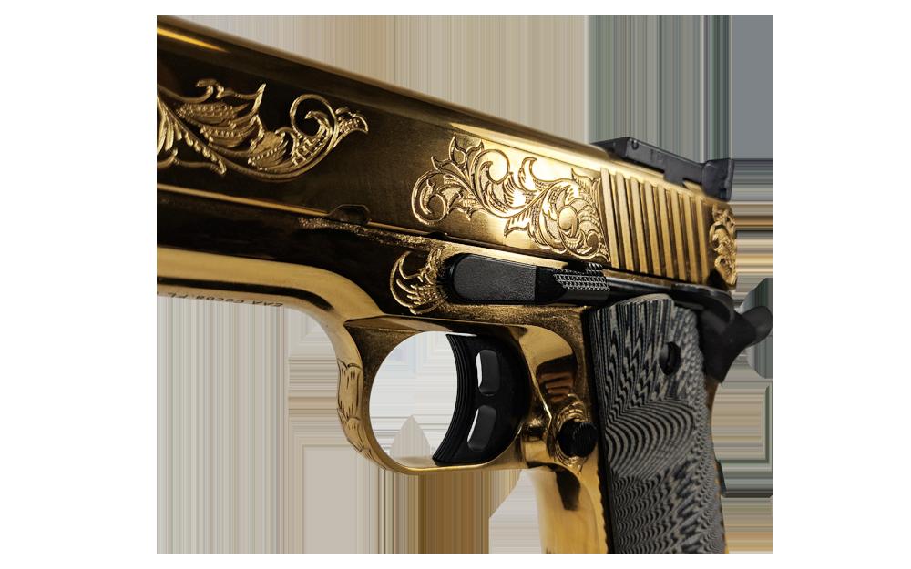 1911 Girsan Gold Lux