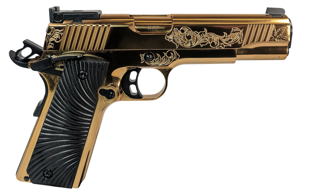 1911 Gold Lux